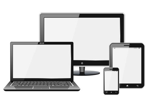 web responsive tu web click